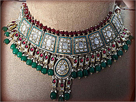 Ladies Mughal Necklace