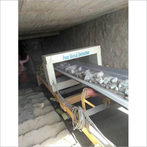 Stone Crusher Metal Detector