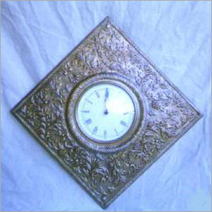 Antique Rectangular Wall Clock