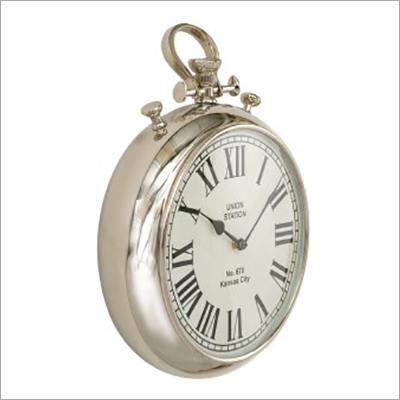 Antique Hanging Alarm Clock