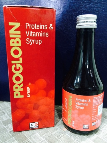 Protein + B12+ B-Comp. Syrup