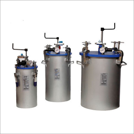 Pressure Feed Tanks