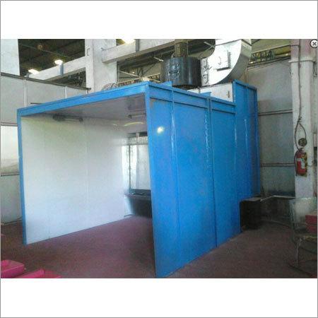 Regular Booth