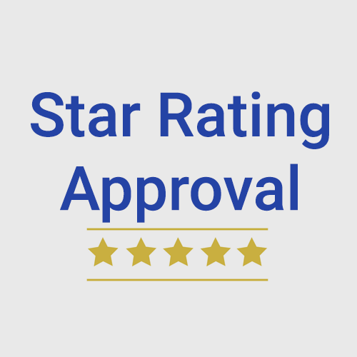 Star Rating Approval