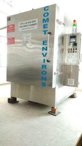 Liquid Nitrogen Sub Zero Chamber