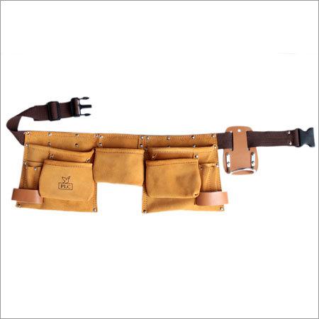 12 Pocket Split Leather Work Apron