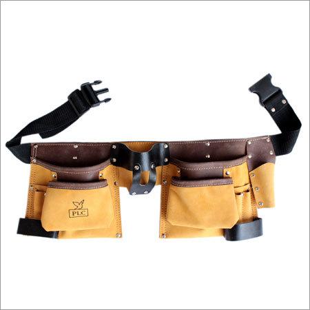 10 Pocket Split Leather Apron