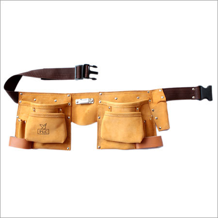 10 Pocket Split Leather Work Apron