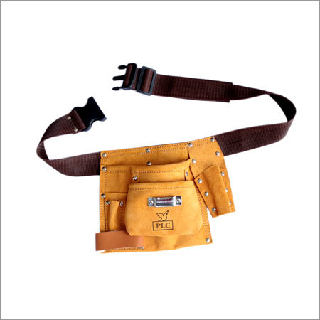 Single Tool Leather Belt