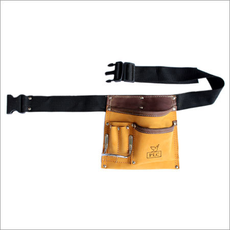 Single Tool Belt With Nylon Belt