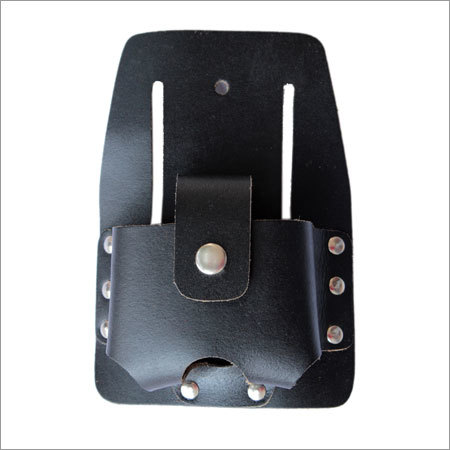 Leather Tape Holder