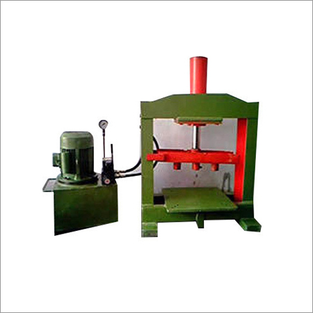 Hydraulic Plate Making Machine