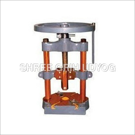 Handpress Dona and Plate Machine