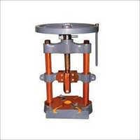 Handpress Dona and Plate Machine