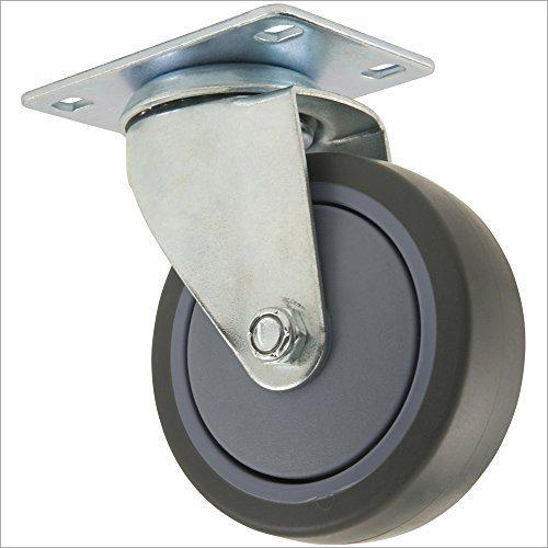 Rubber Swiwel Caster Wheel