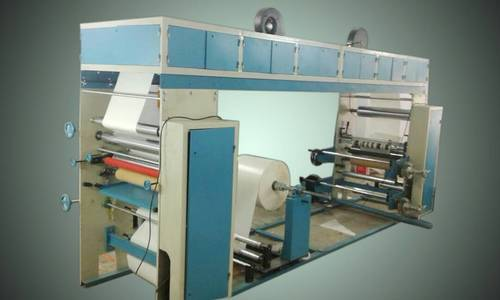 Paper Gumming Machine