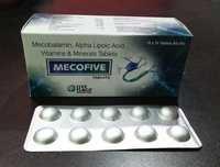 Mecobalamin 750mcg + Alpha Lipoic Acid + Vit A,E,B1,B2,B6, Selenium & Zinc