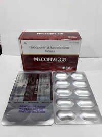 Methylcobalamin 500mcg+ Gabapentin 300mg Tablets