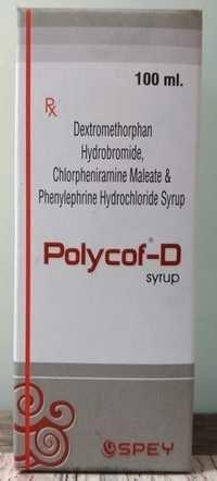 Dextromethorphan hydrobromide,chlorpheniramine maleate,phenylepherine hydrochloride syrup