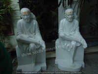 Marble Shirdi Sai Baba Murti