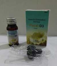 Cholecalciferol 400 IU/ML DROP