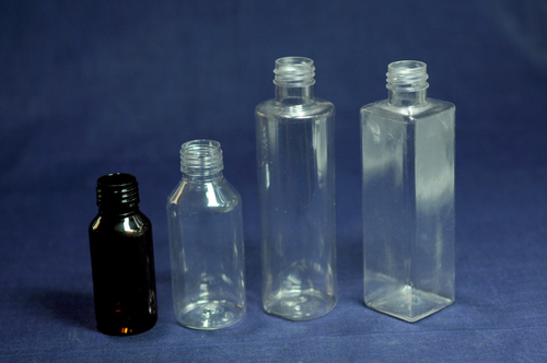 Syrup Packaging Pet Bottle