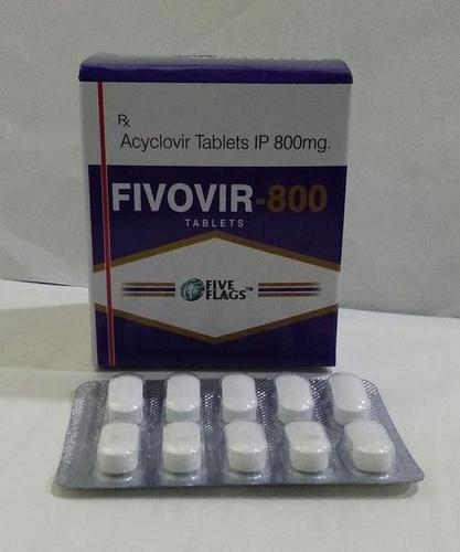Acyclovir 800 mg. Tablets