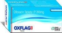 OFLOXACIN 200 MG. TABLETS