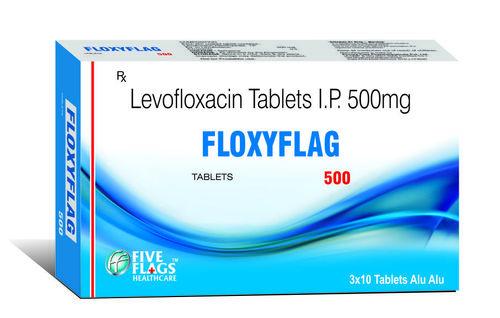 Levofloxacin 500mg Tablets