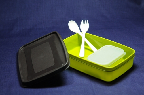 Children Plastic Lunch Box