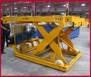 Hydraulic Movable Scissor Lift
