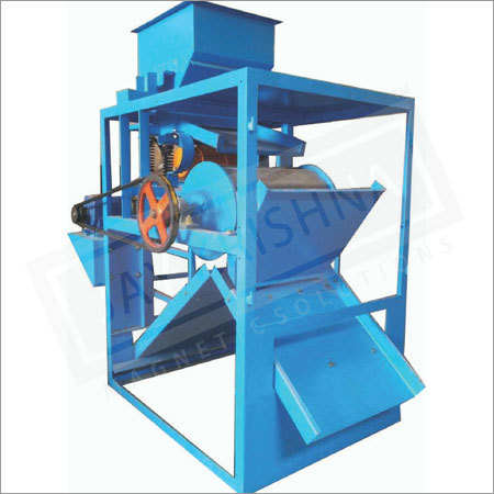 Single Drum Type Magnetic Separator