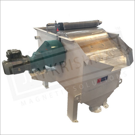 Wet Drum Permanent Magnetic Separator