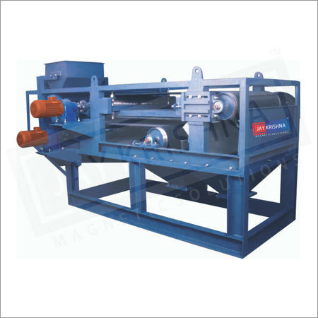 Belt Type Magnetic Separator Belt Concentrator