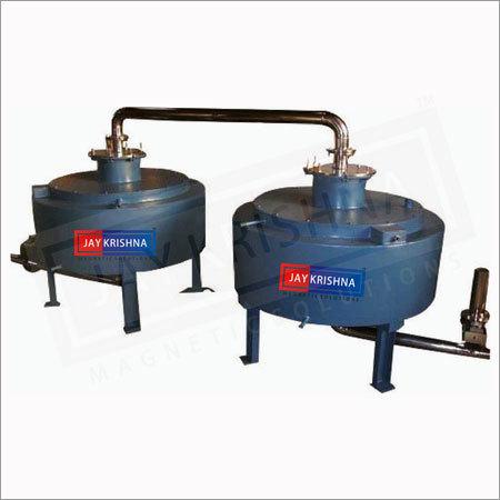 Electromagnetic Ferro Filter (Slurry Separator)