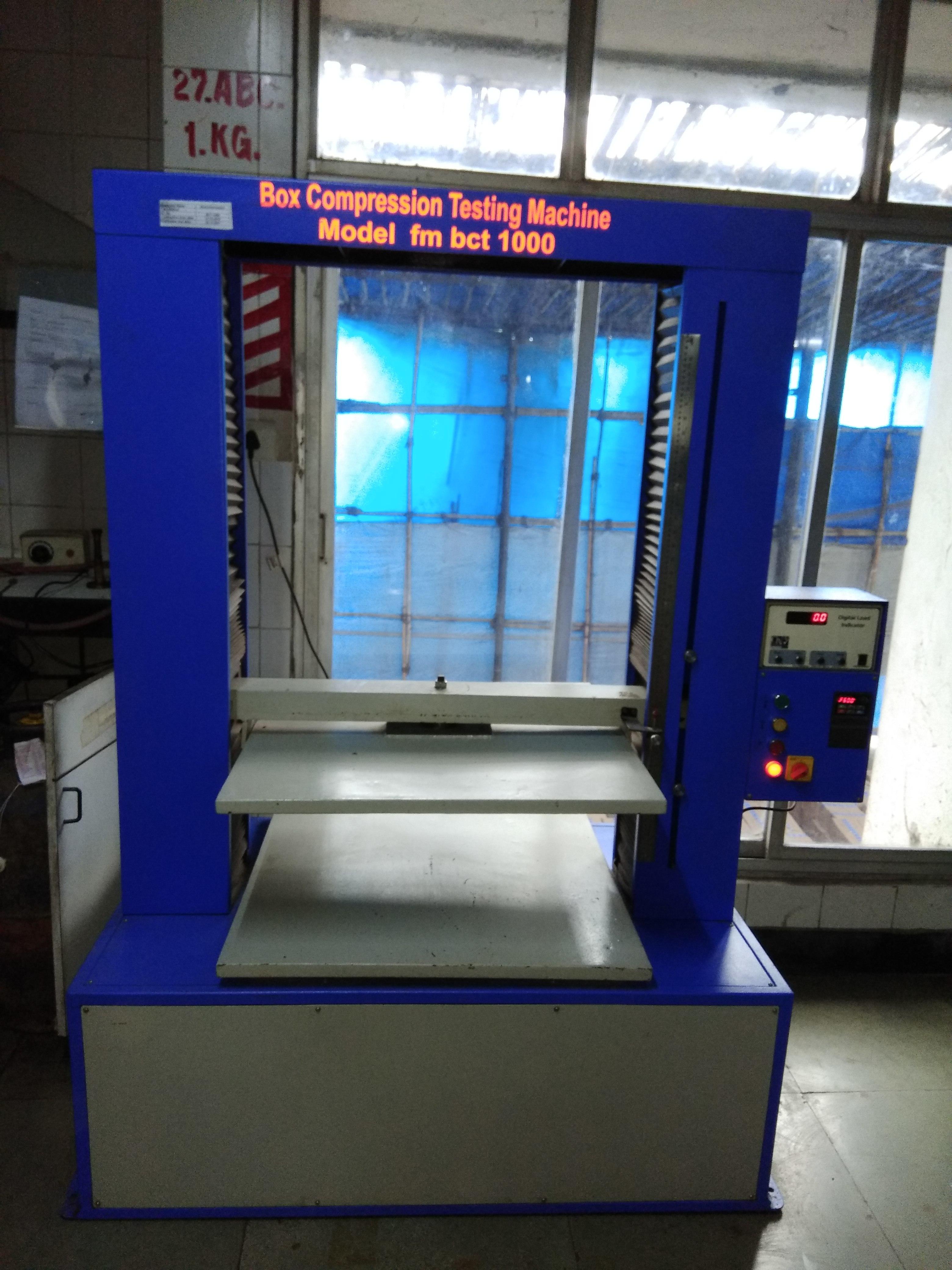 Box Compression Testing Machine