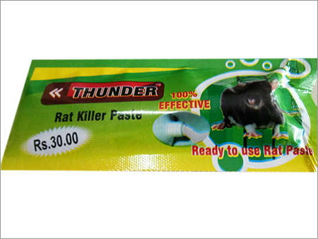 Rat Killer Paste