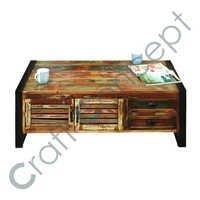 Reclaim Wood Coffee Table