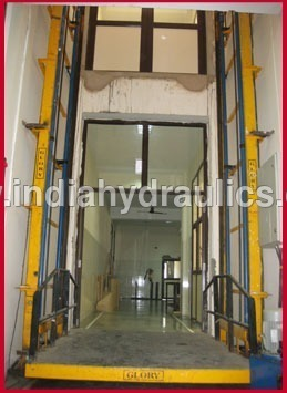 Double Stacker Lift