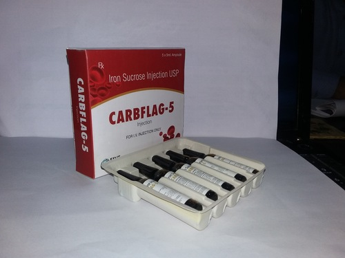 Carbflag-5 Injection