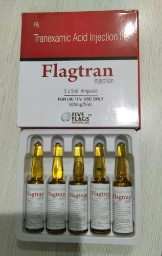 Flagtran Injection