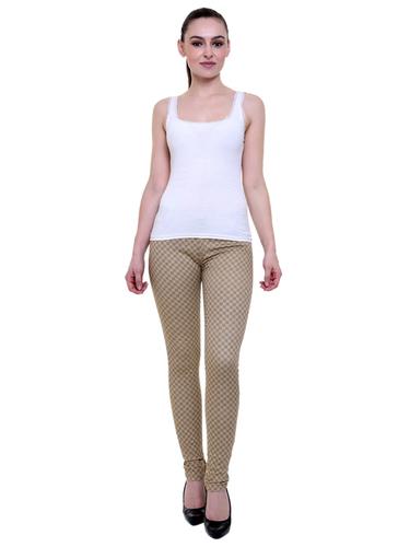 ladies printed trouser