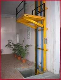 Single Stacker Lift