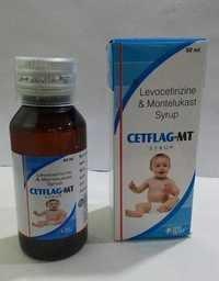 Levocetirizine 2.5 Mg + Montelukast 4 Mg Syrup