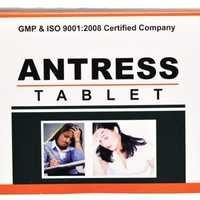 Ayurvedic Herbal Medicine For Stress-Antress Tablet