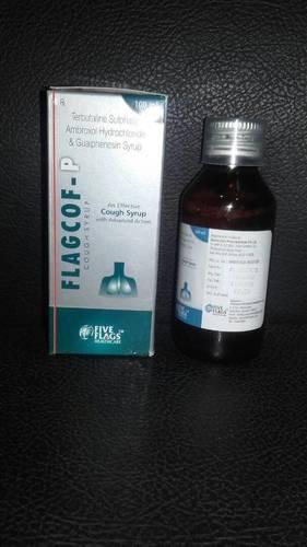 Ambroxol Hcl 15 Mg. + Guaphenesin 50 Mg. + Terbutaline Sulphate 1.5 Mg.