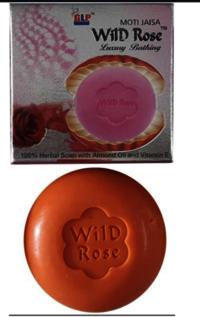 GLP WILD ROSE HERBAL BATHING SOAP