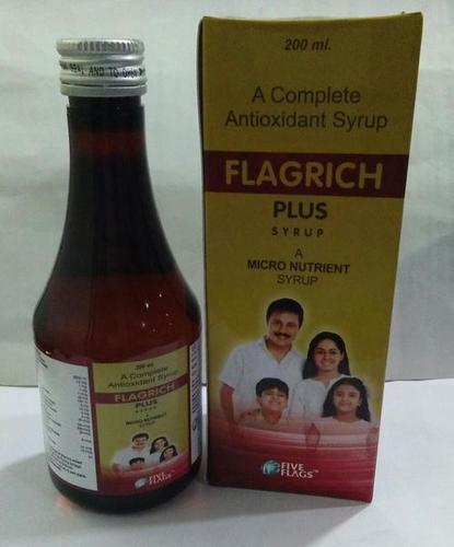 An Antioxidant  Syrup 200 ML.