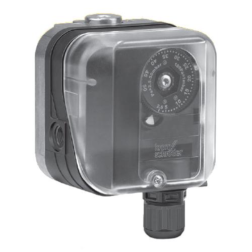Kromshroder Gas Pressure Switch DG 500U-3