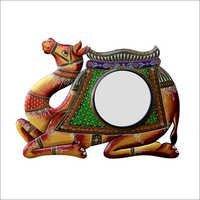 Camel Shape Multi Color Frame